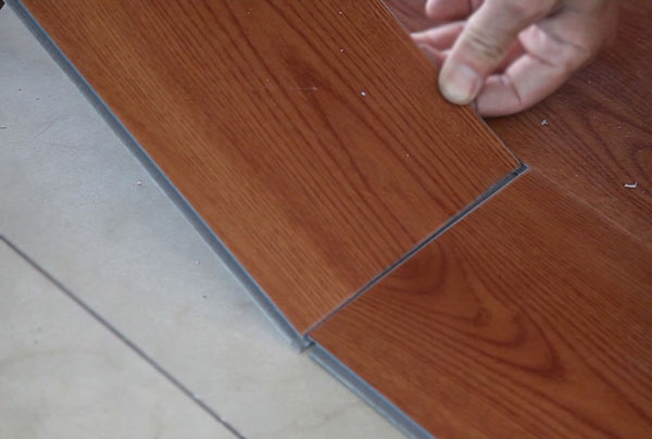 ... No Mess Glueless Floating Floor And Making Installation Of This Product  A No Sweat Project.Whatu0027s More,the Click Vinyl Floor Are 100% Waterproof,  ...
